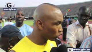 Video - El hadji Diouf  a répondu à l'appel de la nation
