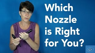 Which Enema Nozzle is Right for you?