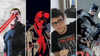 THE BOYS SUPERA MARVEL, SPAWN BATE RECORDE E PANINI ATRASA | 2q News