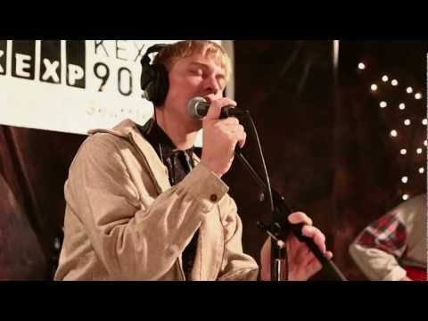 The Drums - Days (Live on KEXP)