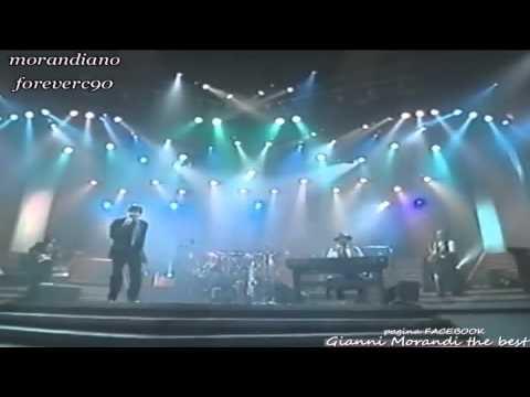 Gianni Morandi & Lucio Dalla - Vida (Vita) live a Madrid 1989...