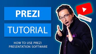 Alternative to Microsoft PowerPoint Presentation Software - How to Use Prezi │ Prezi Tutorial 2016
