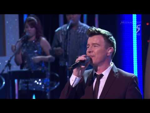 Rick Astley in Singapore - Together Forever [HD5]