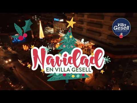 Navidad en Villa Gesell