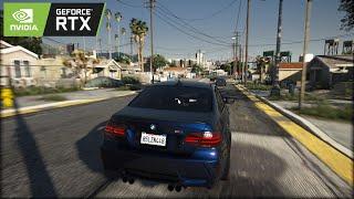 ◤ GTA V 8k Resolution ✪ BMW M3, Audi RS7, C63 AMG - BRUTAL Sound 🔥 GEFORCE RTX™ 2080 Ti & i9-9900k