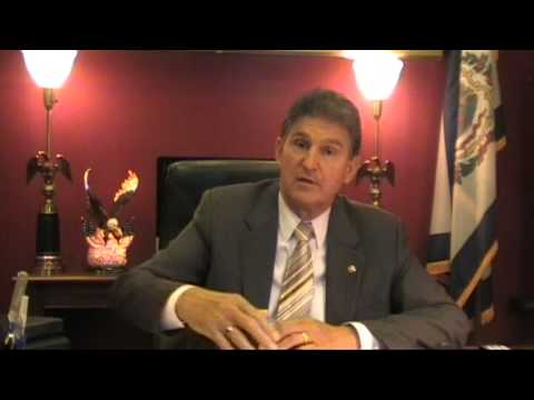 Sen. Joe Manchin on Obamacare