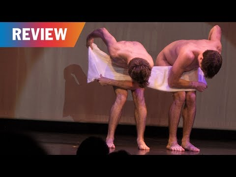 Two Naked Men with Towels - Les Beaux Frères (Review)