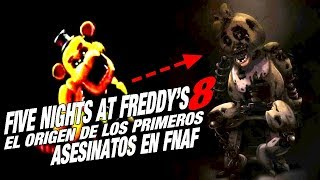 ¡NUEVO FIVE NIGHTS AT FREDDY