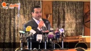 يقين | احمد عبد الجواد : تاخر كثير الاندماج مع التيار المصري ومستمرين حتي تحقيق أهداف الثورة