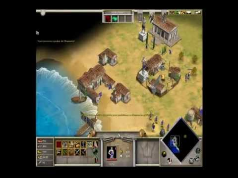 #Game Play Age of Mythology 1 e 2º Fase :