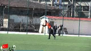 Zaferspor-Cihangirsporu 5-3 Yendi