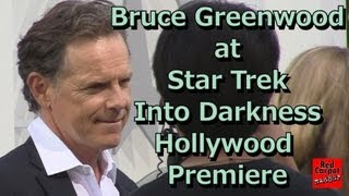 Bruce Greenwood at Star Trek Into Darkness Hollywood Premiere