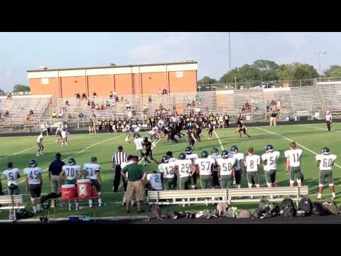 Chris Rowe Class of 2016 Sophomore Season Highlights Colonial Forge High School