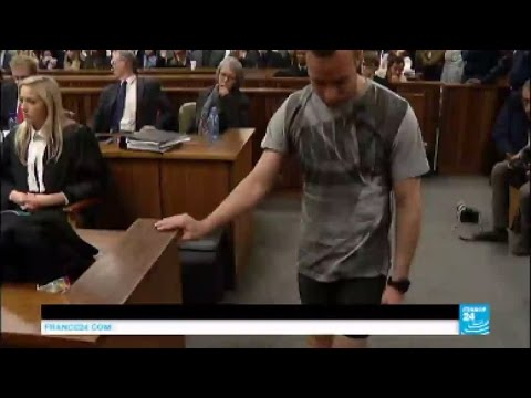 Oscar Pistorius sentenced for murder of girlfriend