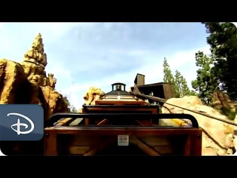 Point of View (POV) Video | Big Thunder Mountain | Disneyland Park