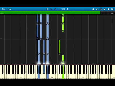 Imagine Dragons - Radioactive (Sheet Music & Midi!)