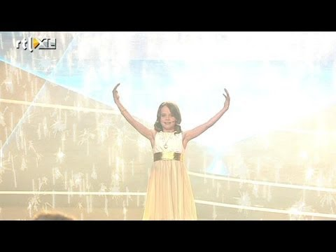 Finale: Amira - HOLLAND'S GOT TALENT
