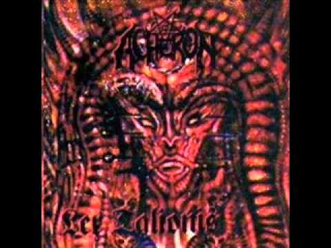 Acheron - Slaughterization For Satan
