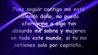 ►03 Banda MS Sigue Letra Video HD [Mi Razon De Ser 2012] Estudio