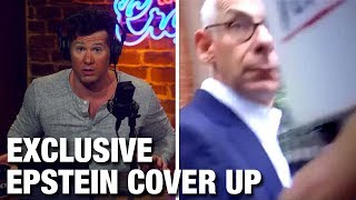 EXCLUSIVE: New Leaked Epstein Audio Interview! | Louder with Crowder