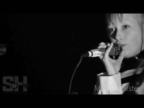Mr Twin Sister - I Want A House (LIVE at The Echoplex)