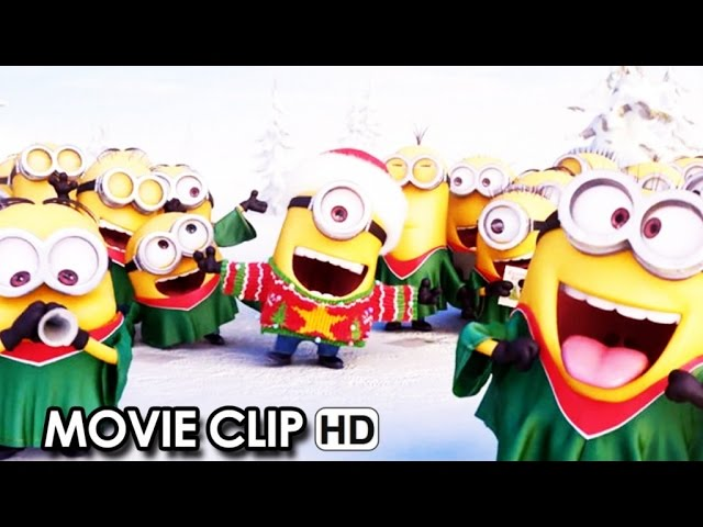 Minions Holiday Greeting (2015) HD