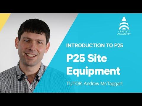2.3 P25 Site Equipment | Introduction to P25 | Tait Radio Academy