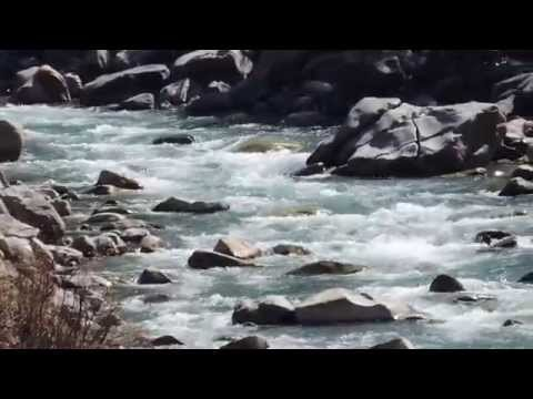 Beas, An Awesome Mountain River In Shimla, Rohtang Pass...