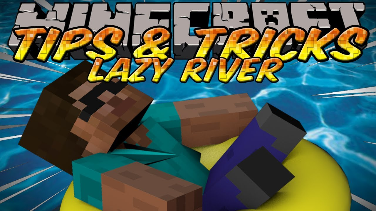 Cool Tricks in Minecraft Minecraft Tips And Tricks