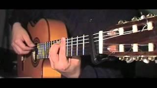 Una furtiva lagrima (L'Elisir D'Amore, Donizetti), solo guitar