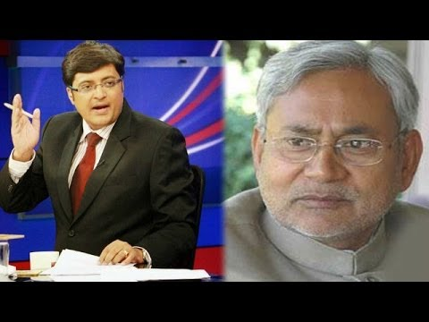 The Newshour Direct: Nitish Kumar - Full Interview (26th March 2014)