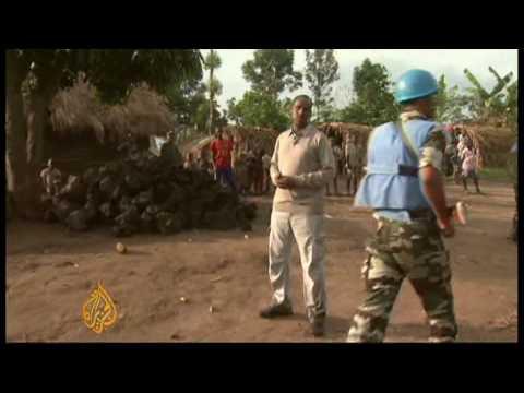 UN mission in Congo downgraded - 31 Dec 09