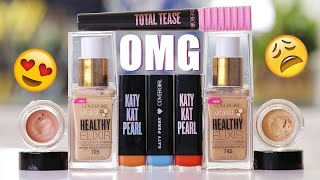 FIRST IMPRESSIONS | New Covergirl TESTED
