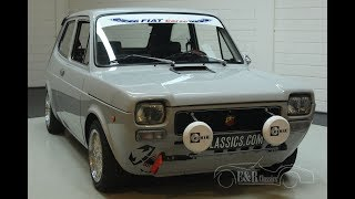 Fiat 127 1977 -VIDEO- www.ERclassics.com