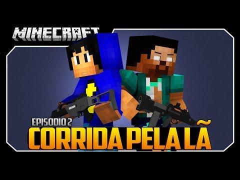 Minecraft: CORRIDA COM ARMAS #2