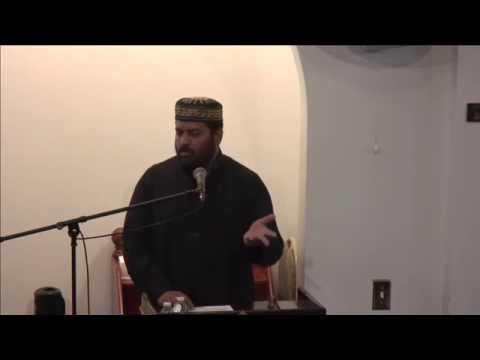 Br. Jameel Shareef - Jummah on 4/3/15