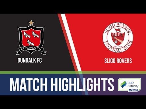 GW1: Dundalk 1-1 Sligo Rovers