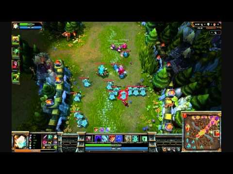 League of Legends Tristana 27 Part 2/3