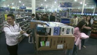 BLACK FRIDAY AT BEST BUY LAS VEGAS