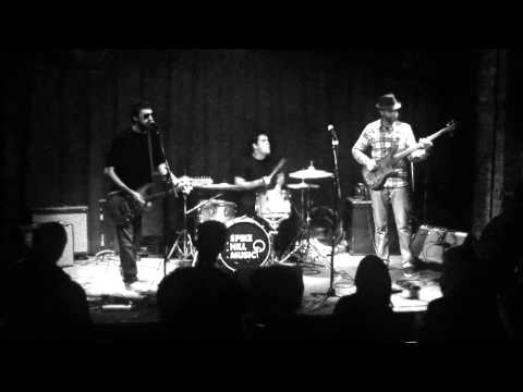 Live From Brooklyn @ Spike Hill 12-20-2012 | Black & White
