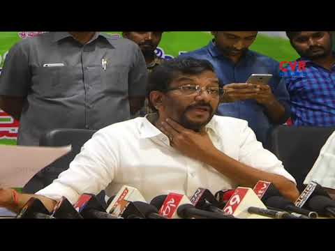 Minister Somireddy Chandramohan Reddy Review for Water Schemes and Fodder in Nellore District | CVR