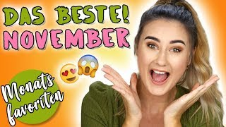 Meine MONATSFAVORITEN im NOVEMBER 😍| Cluse, ASOS, Too Faced, Edeka,... | Sara Isabel