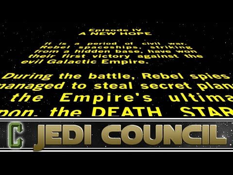 Collider Jedi Council - Should Rogue One Have An Opening Crawl?