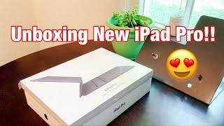 2018 iPad Pro 11 inch Unboxing