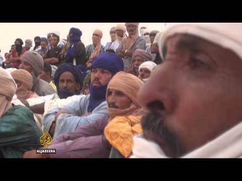 Tuareg rebels sceptical of Mali peace deal
