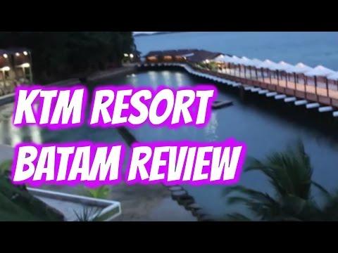 Review bersama Sujimy (KTM Resort, Batam)