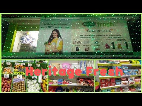 DIML#Heritage Fresh Store Opening At Madhurwada#Vizag
