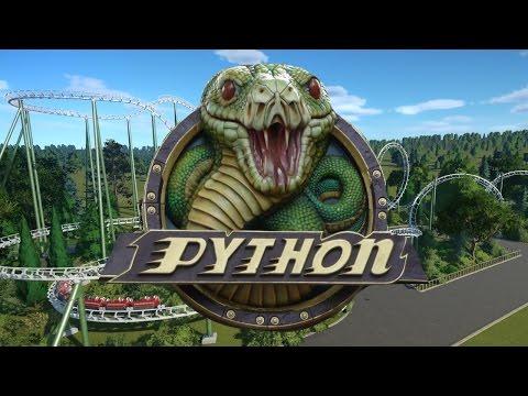 Python - Planet Coaster