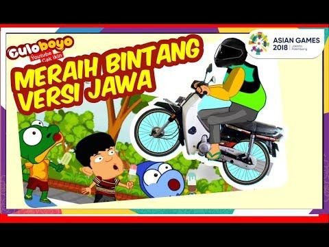 Meraih Bintang Versi JAWA - Via Vallen - Official Theme Song Asian Games 2018 Cover Culoboyo
