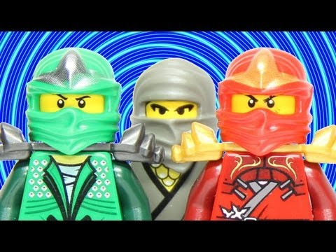 SUBSCRIBE to BrickQueen: http://bit.ly/1j3VMDo This is my sixth LEGO Ninjago stop motion brick film. In this episode, the Green Ninja Lloyd ZX gets a message...